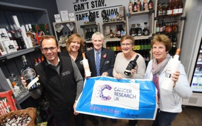 Gin-tasting is just the tonic for charity fundraisers
