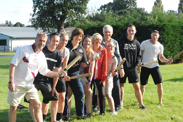 Charity Rounders Tournament