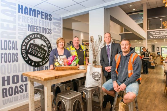 Expansion News Featured on Midlands Business News