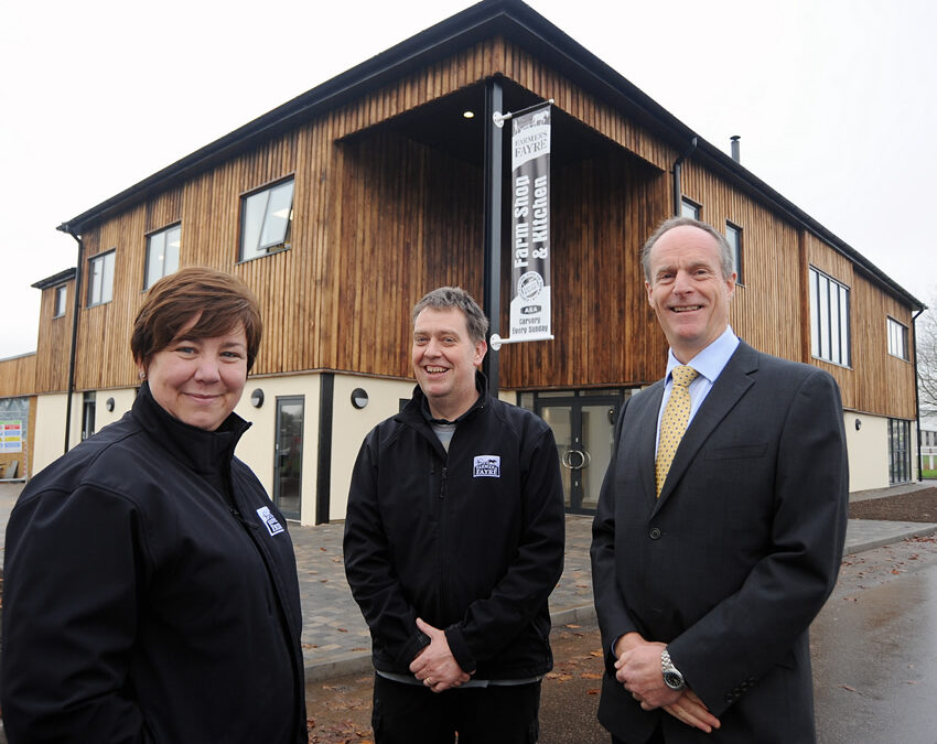 Farmers Fayre Move To New Premises