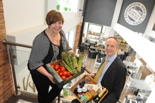 Farm shop reaps rewards of relocation